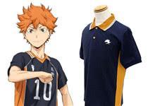 《排球少年》推出野高校排球部制服周边