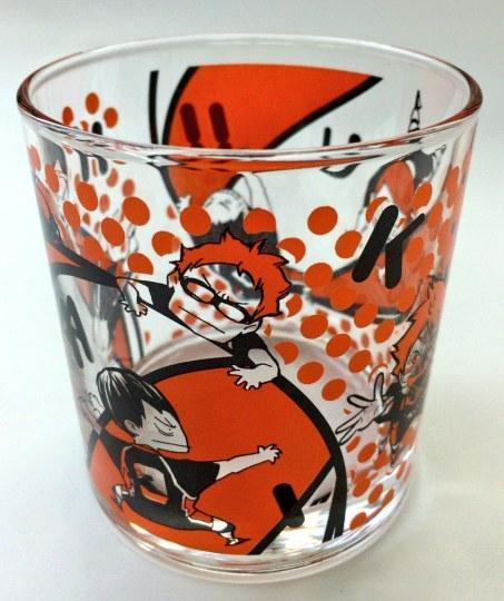 JUMP作品主题玻璃杯发售