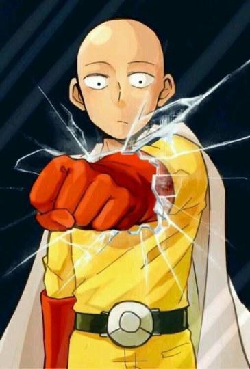 《一拳超人》带旺光头 现实名人逐个数