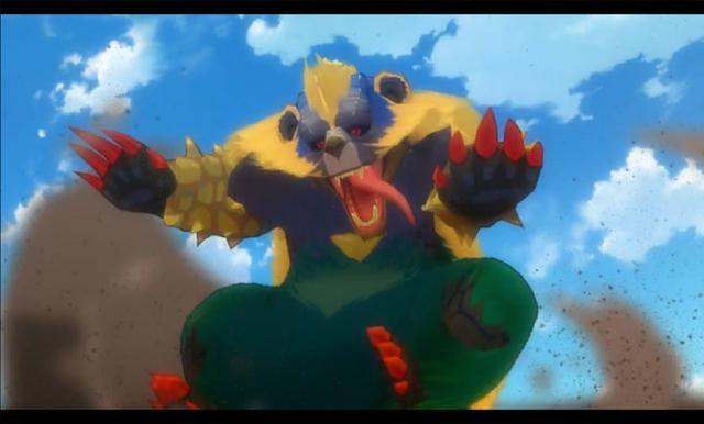 坑爹还是情怀?《怪物猎人》动画化预告PV公开