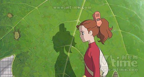 吉卜力2010年动画大作新曝预告片