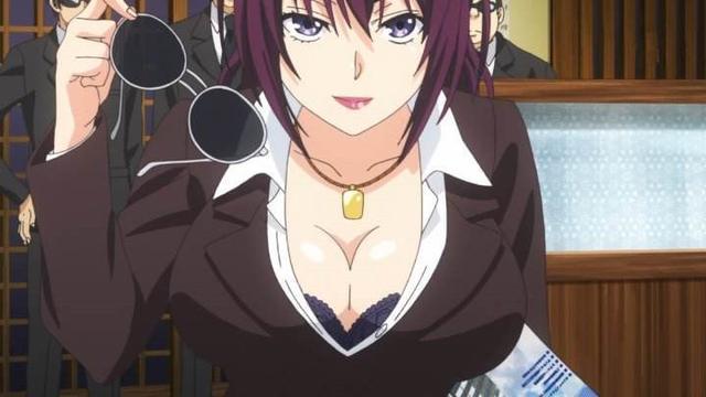 绅士学院:除了胖次她还会露出内衣哟