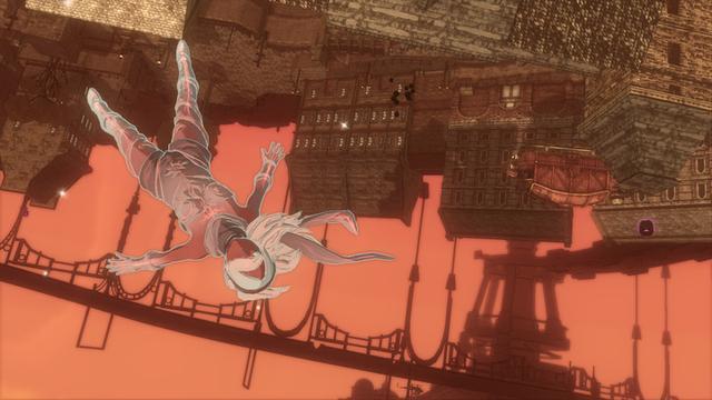 PSV经典游戏《重力异想世界》动画化