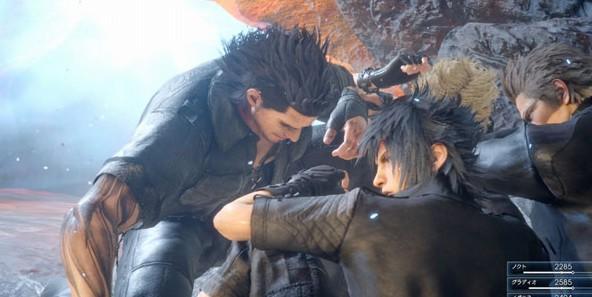 《最终幻想15》制作人:结局让玩家感动而泣