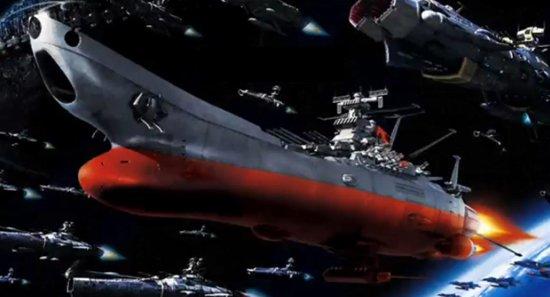 好莱坞将拍[宇宙战舰大和号]电影