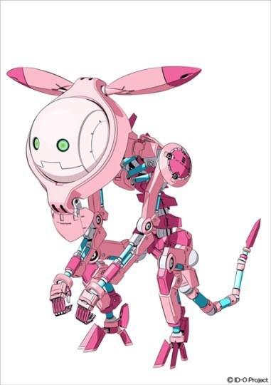 原创机器人动画《ID-0》定档春季 公布大量新情报