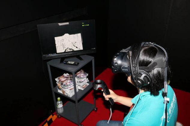 本子有望立体啦!SE展示如何用VR看漫画