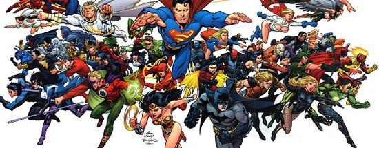 科学家评超级英雄排行