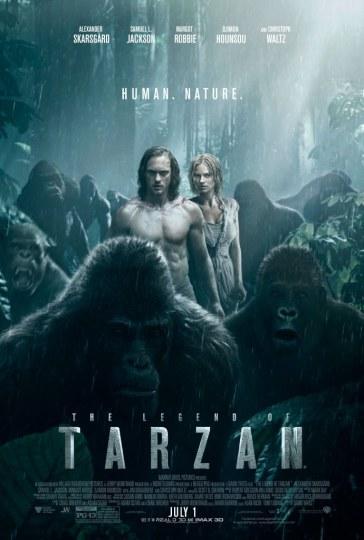《泰山归来:人猿大战》首曝极清正式海报