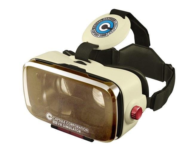 《龙珠Z》VR体验机将于6月发售 玩家可发动龟派气功