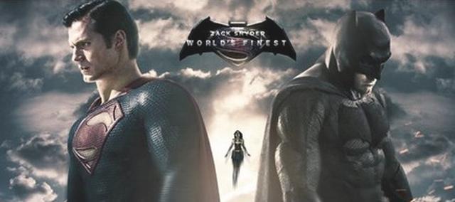 《蝙蝠侠大战超人》连破多项IMAX记录