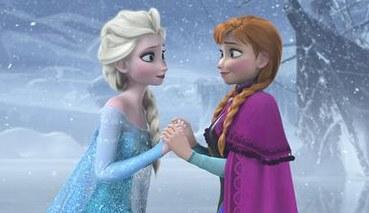 日本妹子最喜爱的迪士尼公主电影 《冰雪奇缘》前五不入