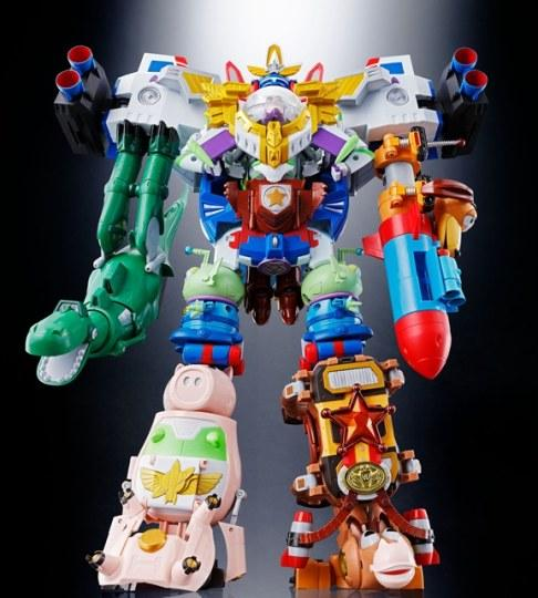 《玩具总动员》超合金第2弹 巴斯光年号惊艳亮相