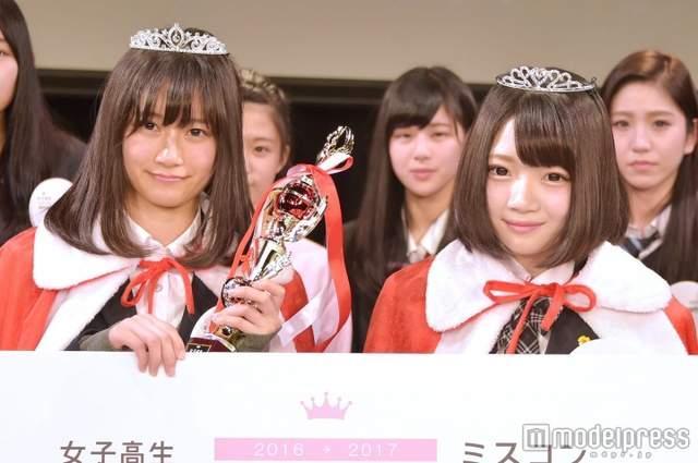 绅士注意!全日本最可爱的高中女生都在这儿了