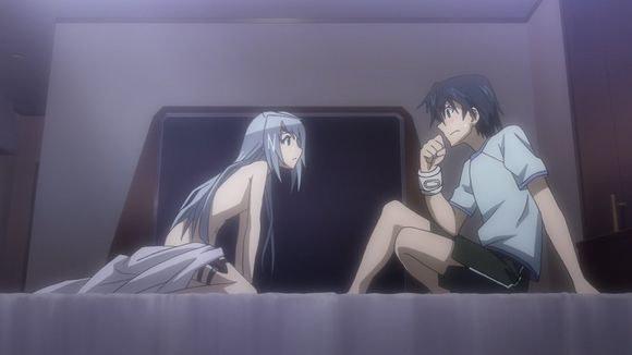 绅士学院:裸睡是属于少女的好习惯!