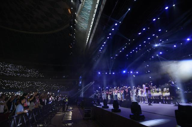 豪华阵容闪瞎眼!哔哩哔哩2015演唱会闭幕