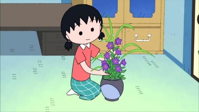 水谷优子配音的《小丸子》还有一集