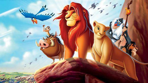 迪士尼将拍真人版《狮子王》 《奇幻森林》导演操刀