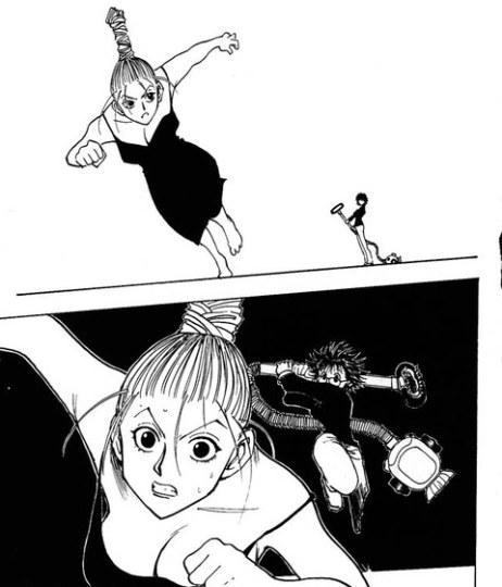 日宅热议:谁是《全职猎人》中可爱的女孩?