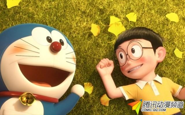 《哆啦a梦》3d电影10天斩获32亿票房