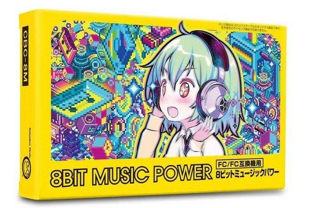 2016年推出的FC新作《8BIT MUSIC POWER》