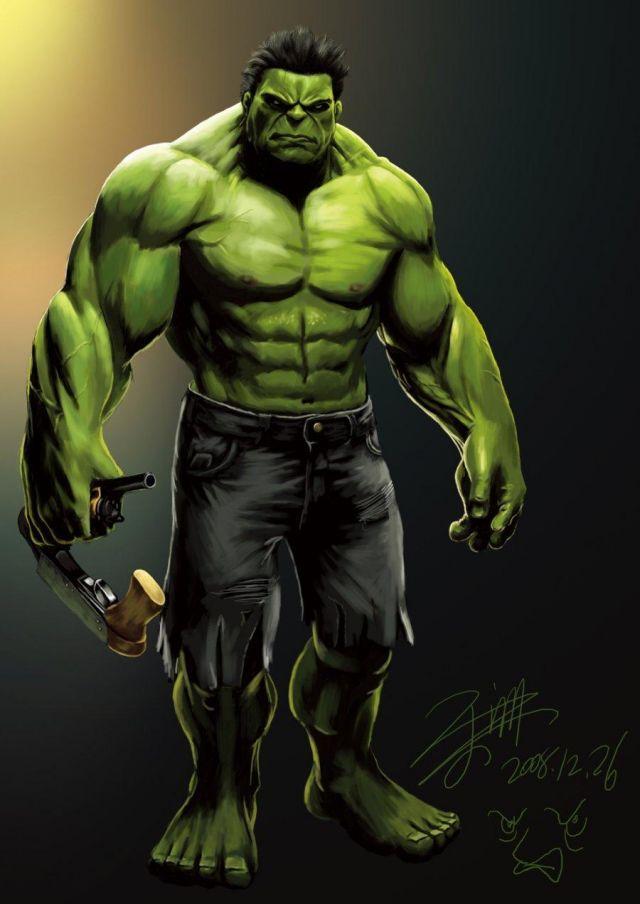 绿巨人游戏视频