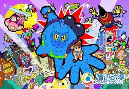 《铁人28号》50周年 新动画4月播出