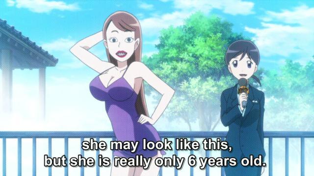 欧美宅热议该如何定义萝莉,身材or年龄?