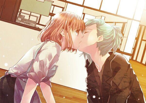 捡起你的节操来!男性可以和不喜欢的妹子接吻吗?