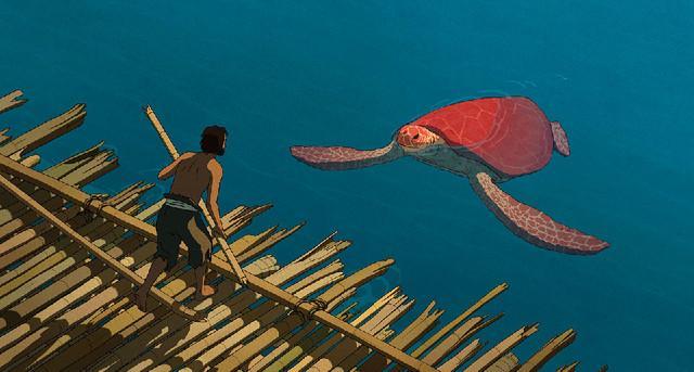 新作《红龟》公开新场面图