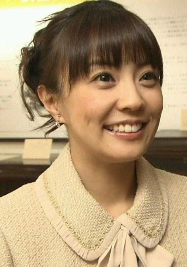 日本美女主持人:曾经一年被60人告白