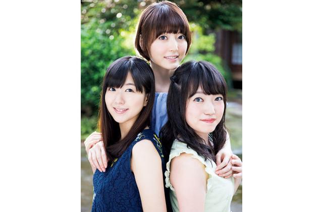 《三月的狮子》三姐妹女声优特辑公开
