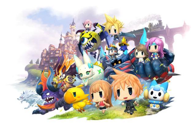 变身进化!《最终幻想世界》公开怪物要素