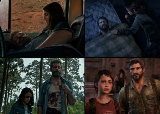 《金刚狼3》陷抄袭门 剧作场景神似《美国末日》