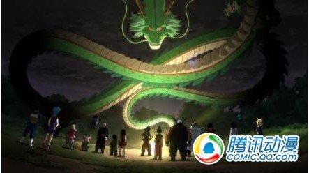 《龙珠Z 神与神》剧场将上映IMAX版