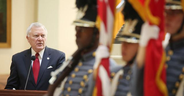 美国佐治亚州长否决反同法案