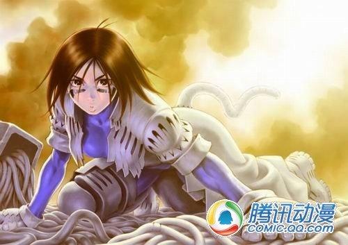 木城雪户代表作[铳梦LO]连载再开