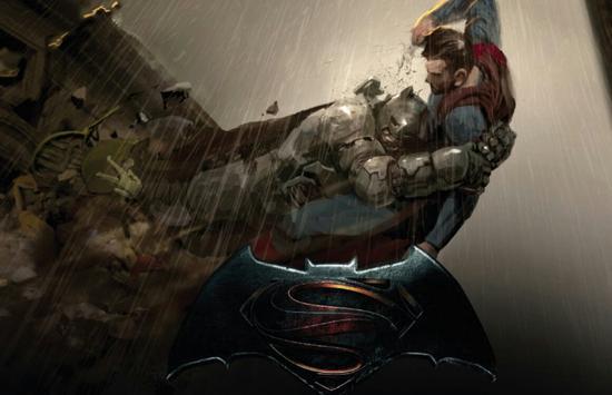 《蝙蝠侠大战超人》将推R级版