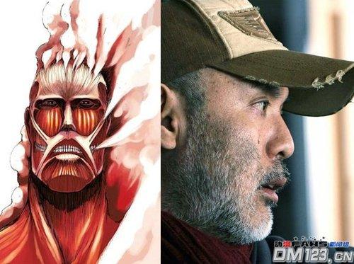 《进击的巨人》真人版2013年将公映