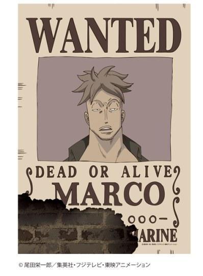 白胡子红发艾斯登场!《航海王》第3弹角色通缉令海报发售