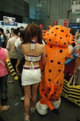 CHINAJOY的美女与野兽