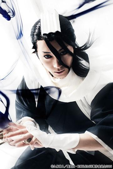 《死神》舞台剧公布新视觉图 一护与护廷十三队集合