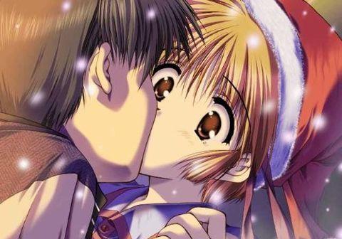 你掉节操了吗?绅士什么时候会想亲吻女友以外的妹子
