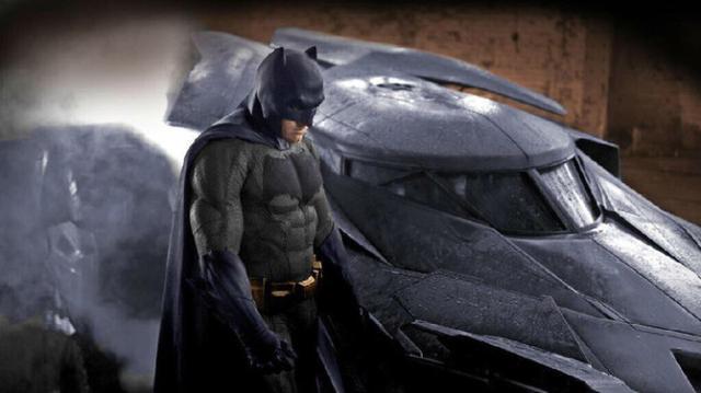 本・阿弗莱克表示蝙蝠侠内心伤痛永难消
