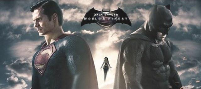 《蝙蝠侠大战超人》预售票房破记录