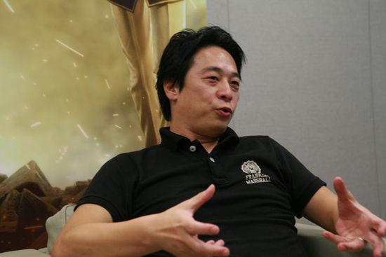 《最终幻想15》田畑端称销量有望破千万