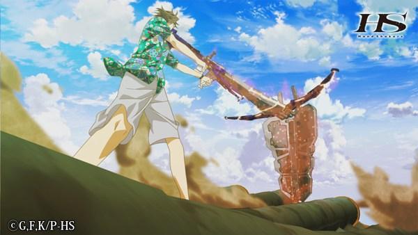 萝莉双子!《Hand Shakers》OVA截图公开