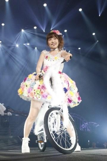 声优内田彩4月27日将发演唱会蓝光碟