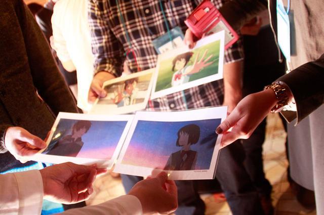 日本办《你的名字》联谊会 让宅男腐女走上幸福之路