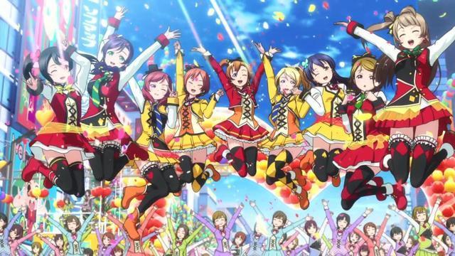 过气了?NHK周末重播《LoveLive!》剧场版 收视率暴死